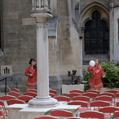 Cathedrale Américaine de Paris